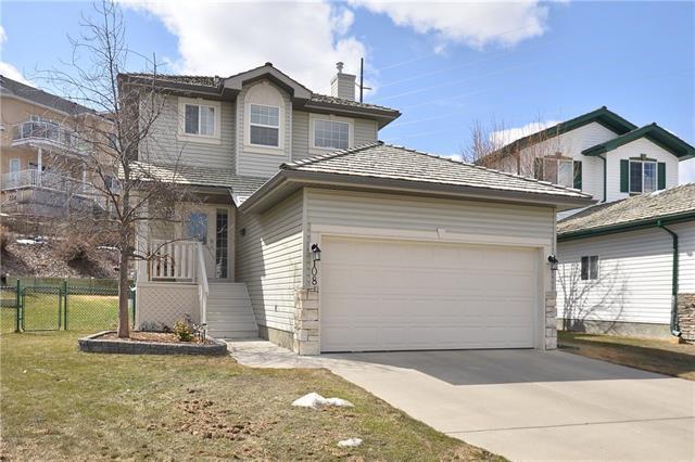108 Bow Ridge Crescent, Cochrane, AB T4C 1V2 (#C4180903) :: Redline Real Estate Group Inc