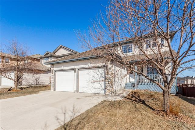 154 Crystalridge Drive, Okotoks, AB T1S 1W3 (#C4180904) :: Tonkinson Real Estate Team