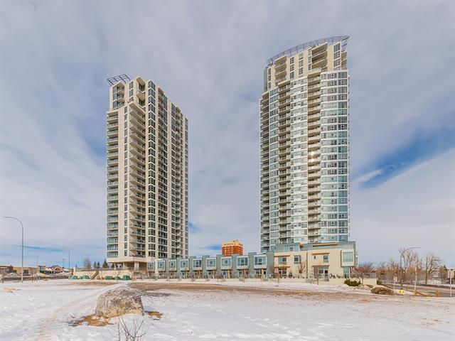 77 Spruce Place SW #1106, Calgary, AB T3C 3X6 (#C4180939) :: Tonkinson Real Estate Team