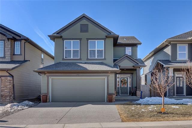 101 Evanspark Way NW, Calgary, AB T3P 0E3 (#C4180989) :: Carolina Paredes - RealHomesCalgary.com