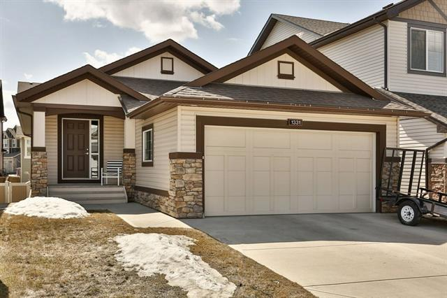 1331 Kings Heights Road SE, Airdrie, AB T4A 0E8 (#C4180999) :: Redline Real Estate Group Inc