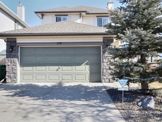 236 Cranfield Park SE, Calgary, AB T3M 1B4 (#C4181004) :: Carolina Paredes - RealHomesCalgary.com