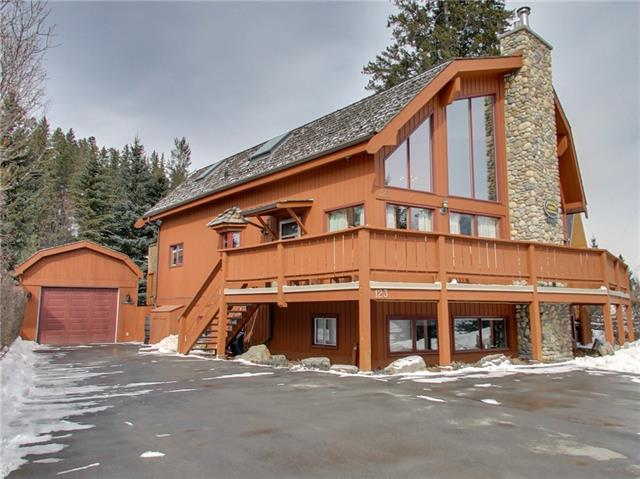 123 Rundle Drive, Canmore, AB T1W 2L6 (#C4181113) :: Canmore & Banff