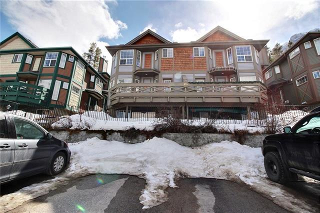 825 Wilson Way #2, Canmore, AB T1W 2Y8 (#C4181133) :: Canmore & Banff