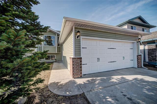 35 Springs Crescent SE, Airdrie, AB T4A 1G5 (#C4181287) :: The Cliff Stevenson Group