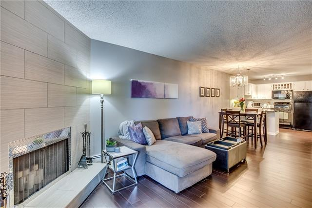 1001 68 Avenue SW #205, Calgary, AB T2V 4X1 (#C4181408) :: Your Calgary Real Estate