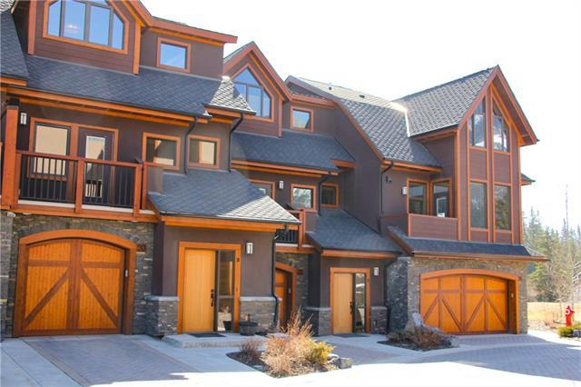 20 Streamside Lane, Canmore, AB T1W 0J2 (#C4181434) :: Canmore & Banff