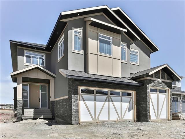105 Kinniburgh Cove, Chestermere, AB T1X 0Y6 (#C4181442) :: Redline Real Estate Group Inc