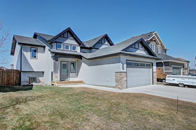 128 Wildrose Crescent, Strathmore, AB T1P 0C9 (#C4181495) :: Redline Real Estate Group Inc