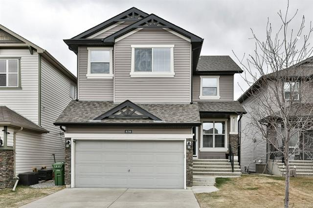 578 Coopers Drive SW, Airdrie, AB T4B 3M4 (#C4181542) :: Redline Real Estate Group Inc