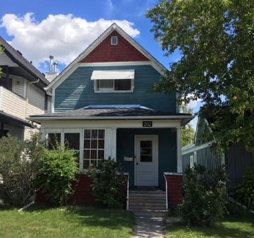 202 15 Street NW, Calgary, AB T2N 2A7 (#C4181558) :: Tonkinson Real Estate Team