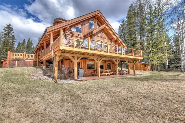36 Hawk Eye Road, Rural Rocky View County, AB T0L 0K0 (#C4181569) :: Redline Real Estate Group Inc
