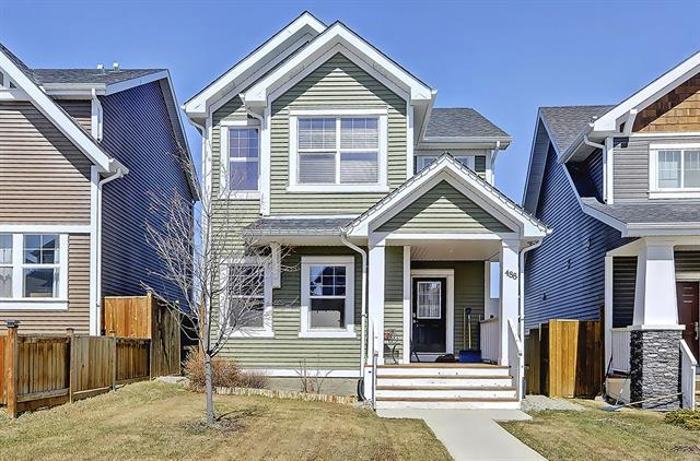 488 River Heights Green, Cochrane, AB T4C 0S2 (#C4181572) :: Redline Real Estate Group Inc