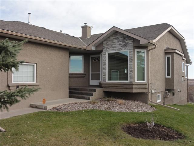 34 Cottonwood Boulevard, Rural Foothills M.D., AB T1S 4W2 (#C4181641) :: The Cliff Stevenson Group