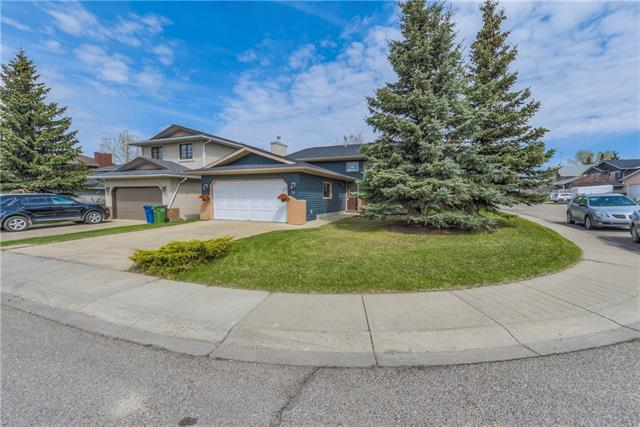 56 Waterstone Crescent SE, Airdrie, AB T4B 2E5 (#C4181650) :: Tonkinson Real Estate Team