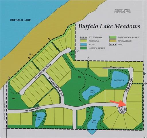 49 Buffalo Lake Meadows, Rural Stettler County, AB T0L 0L0 (#C4181659) :: The Cliff Stevenson Group