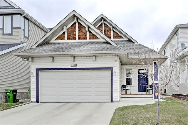 2096 Reunion Boulevard NW, Airdrie, AB T4B 0J2 (#C4181675) :: Redline Real Estate Group Inc