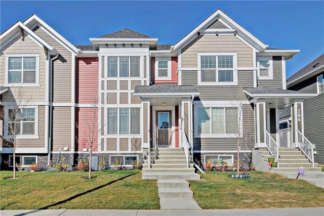 282 Fireside Drive, Cochrane, AB T4C 2L6 (#C4181681) :: Redline Real Estate Group Inc
