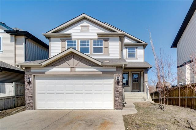 126 Morningside Point(E) SW, Airdrie, AB T4B 3M3 (#C4181738) :: Redline Real Estate Group Inc