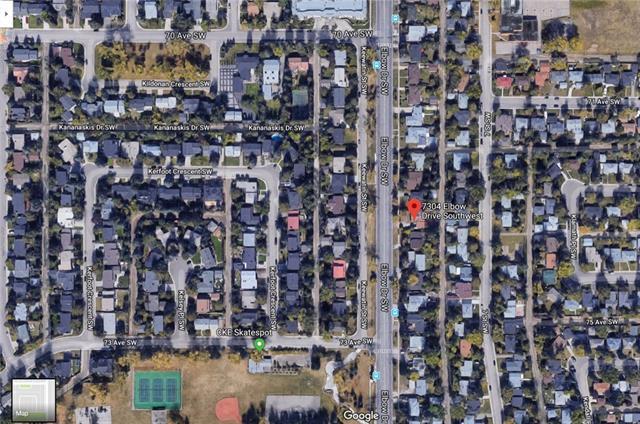 7304 Elbow Drive SW, Calgary, AB T2V 1K1 (#C4181765) :: The Cliff Stevenson Group
