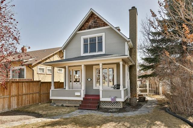 1632 7 Street NW, Calgary, AB T2M 3H6 (#C4181796) :: Canmore & Banff