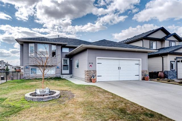 275 Hillcrest Boulevard, Strathmore, AB T1P 1W2 (#C4181800) :: Redline Real Estate Group Inc