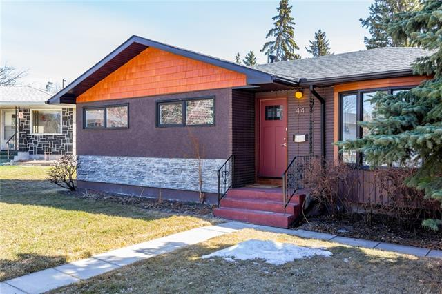 44 Cuthbert Place NW, Calgary, AB T2L 0S9 (#C4181821) :: Redline Real Estate Group Inc