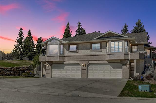 276 Silver Creek Mews NW, Calgary, AB T3B 5L1 (#C4181881) :: Redline Real Estate Group Inc