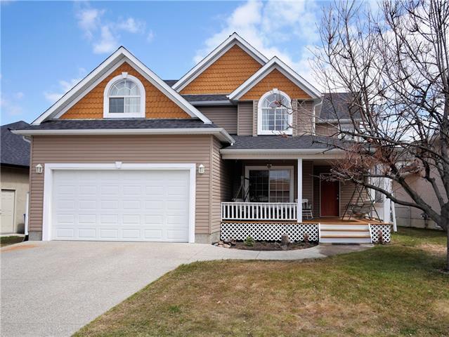 96 Cimarron Way, Okotoks, AB T1S 1R6 (#C4181990) :: Redline Real Estate Group Inc