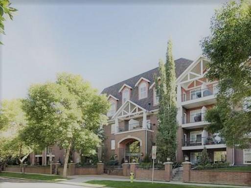 2320 Erlton Street SW #102, Calgary, AB T2S 2V8 (#C4181994) :: The Cliff Stevenson Group