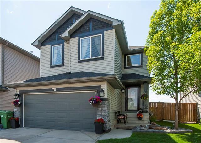 78 Chapalina Close SE, Calgary, AB T2X 3W4 (#C4181995) :: Calgary Homefinders