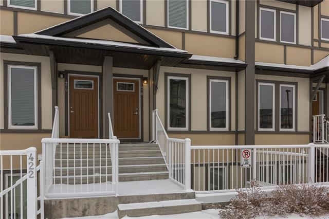 50 Westland Road #418, Okotoks, AB T1S 2G4 (#C4182024) :: Redline Real Estate Group Inc