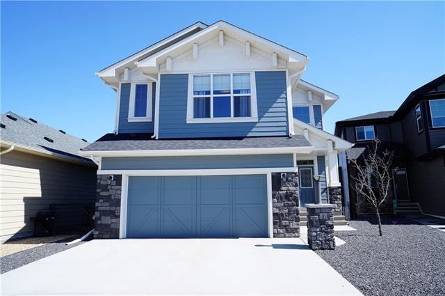 7 Cimarron Springs Green, Okotoks, AB T1S 0M3 (#C4182157) :: Redline Real Estate Group Inc