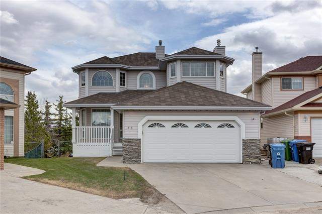 319 Coral Keys Place NE, Calgary, AB T3J 3K7 (#C4182220) :: Redline Real Estate Group Inc