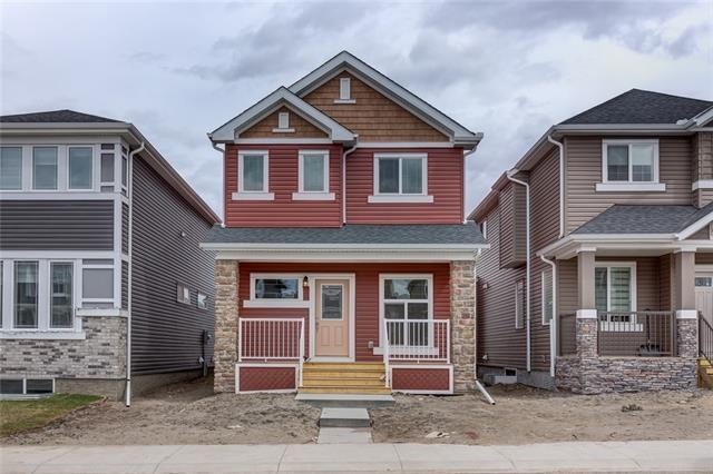 23 Red Sky Passage NE, Calgary, AB T3N 0X6 (#C4182240) :: Redline Real Estate Group Inc