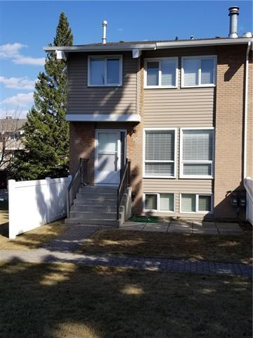 116 Silver Crest Drive NW #70, Calgary, AB T3B 4N9 (#C4182276) :: Redline Real Estate Group Inc