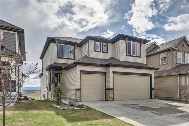 117 Sunset View, Cochrane, AB T4C 0E8 (#C4182303) :: Redline Real Estate Group Inc