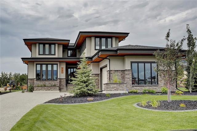 430 Brookside Court, Rural Rocky View County, AB T3L 0C9 (#C4182374) :: Redline Real Estate Group Inc