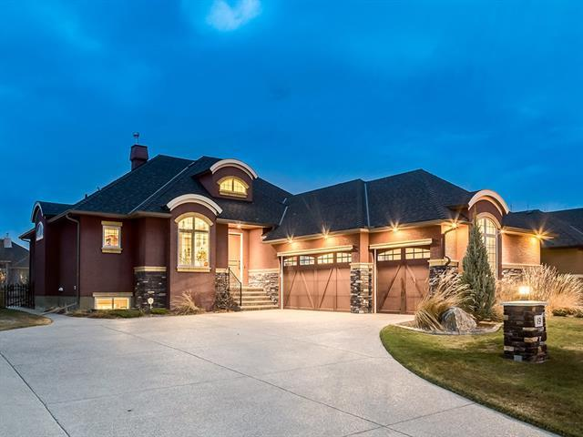 19 Cimarron Estates Way, Okotoks, AB T1S 2P3 (#C4182413) :: Redline Real Estate Group Inc
