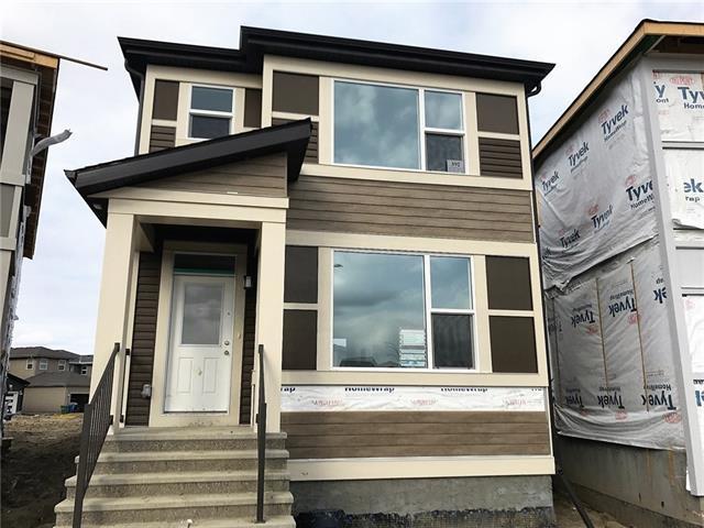 392 Cornerstone Passage NE, Calgary, AB T3N 1G1 (#C4182453) :: Redline Real Estate Group Inc