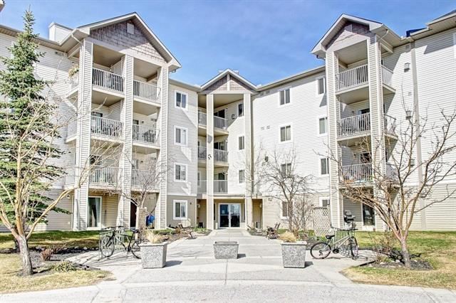 1717 60 Street SE #405, Calgary, AB T2A 4V5 (#C4182454) :: The Cliff Stevenson Group