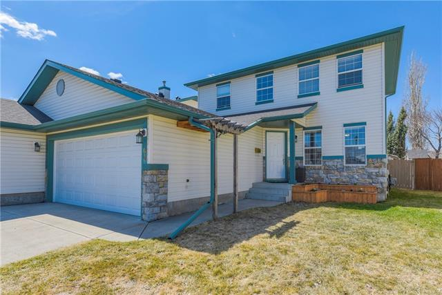 64 Canoe Square SW, Airdrie, AB T4B 2C9 (#C4182455) :: Redline Real Estate Group Inc