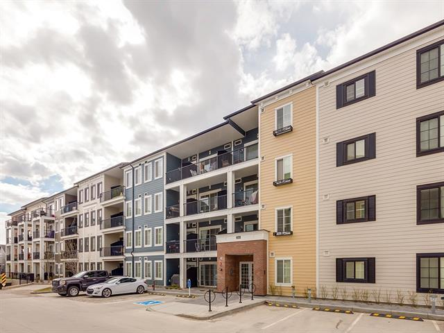 215 Legacy Boulevard SE #2108, Calgary, AB T2X 3Z5 (#C4182468) :: The Cliff Stevenson Group