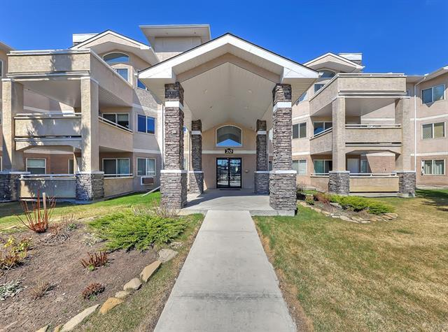 20 Country Hills View NW #112, Calgary, AB T3K 5A3 (#C4182479) :: Canmore & Banff