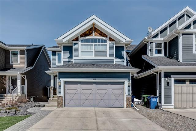 314 River Heights Drive, Cochrane, AB T4C 0H9 (#C4182487) :: Redline Real Estate Group Inc