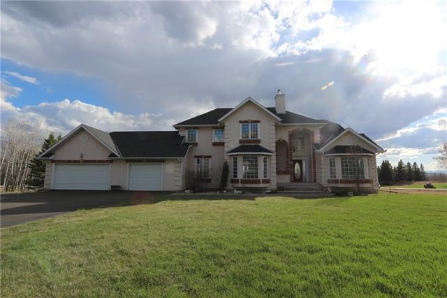 182 Pinebrook Way SW, Rural Rocky View County, AB T3Z 3K3 (#C4182512) :: The Cliff Stevenson Group