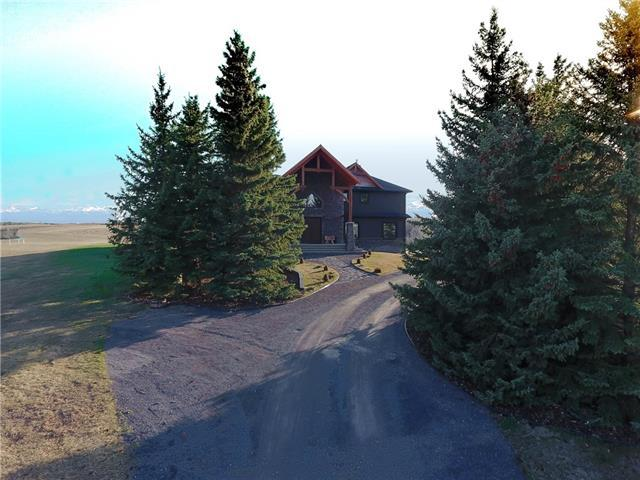 39 Idlewild Estates, Rural Rocky View County, AB T3Z 1J1 (#C4182552) :: Redline Real Estate Group Inc