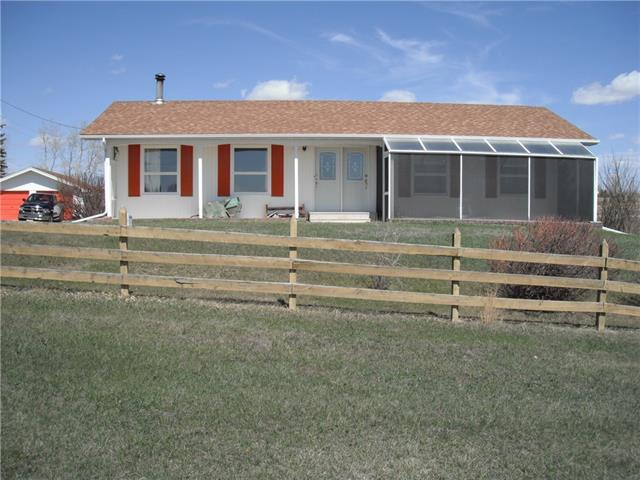 260016 Canning Lane, Rural Rocky View County, AB T4C 1A2 (#C4182562) :: Redline Real Estate Group Inc