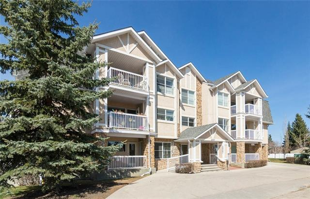 4507 45 Street SW #212, Calgary, AB T3E 6K7 (#C4182579) :: Redline Real Estate Group Inc