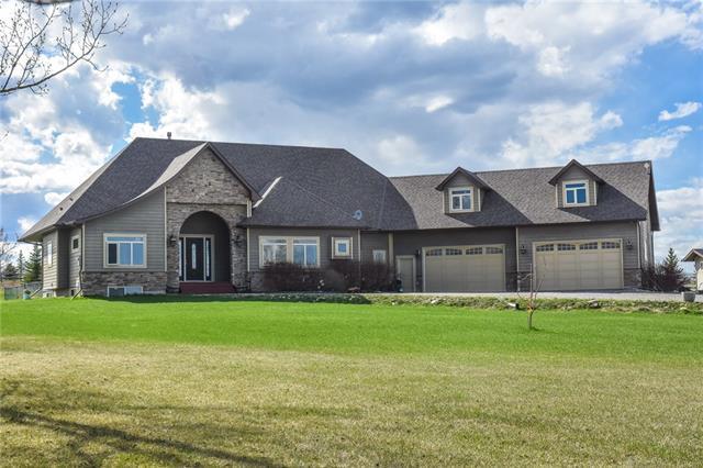 290063 34 Street W, Rural Foothills M.D., AB T1S 1A2 (#C4182588) :: Redline Real Estate Group Inc